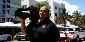 Miami, FL<br>- Juan Lopez<br>- Video Production Cameraman