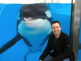 killer whale 300x225 On location with Nigel Marvins Wild, Wild, World