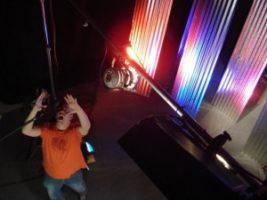 jhblog2 300x225 Meet Raleigh Cameraman Jimmy Hall... as He Shoots Himself