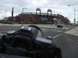 Wrapping Up The Time Lapse In Philly