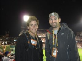CIMG1577 300x225 Clark Crew Wraps Up The MLB Post Season   Days 20 Through 23