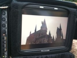 photo17 300x225 Orlando Video Crew shoots Harry Potter Contest live for the Today Show