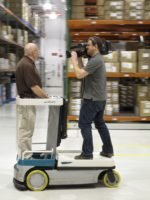 IMG 58681 450x600 Raleigh Video Crew vacinates the HDX 900 @ Pfizer Plant