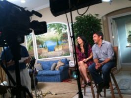 photo 3 1 300x225 Orlando Crew films dreams coming true in Jacksonville, Florida with HGTV