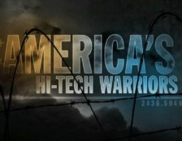 0 21 450 warstories hightech 300x233 Modisett Crew Shoots War Stories With Oliver North for Fox News