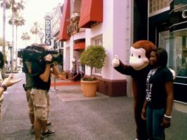 28796 920780526332 5114359 50930512 3597588 n 300x225 Crews, Kids, and Characters   Orlando DP Captures Curious George in Action