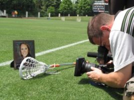 IMG 63305 300x225 Raleigh Crew Covers Tribute to UVA Womens Lacrosse Player