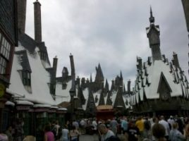 WWOHP 300x224 Behind the Scenes tour of the Wizarding World of Harry Potter