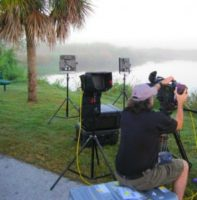 beckmann sets up 295x300 Orlando DP with Storm Chaser for Dateline NBC