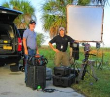 rick and dan 300x264 Orlando DP with Storm Chaser for Dateline NBC