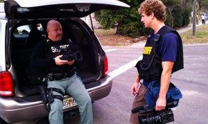 IMAG0685 300x179 Orlando Crew goes undercover with Polk County Florida Sheriff for CNBC
