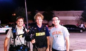 IMAG0692 300x179 Orlando Crew goes undercover with Polk County Florida Sheriff for CNBC
