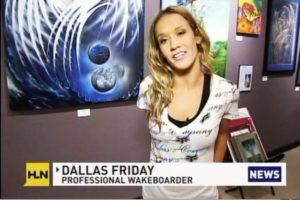 DallasFriday1 600x399 Orlando Crew Discovers City Secrets with HLN and Dallas Friday