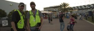 TomKevinDaytonaBanner 600x200 Atlanta Director of Photography on the Big Events... From SuperBowl straight to Daytona 500.