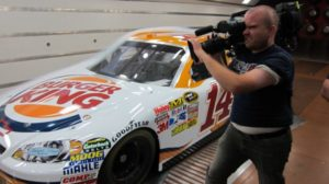 IMG 1432 600x336 Nashville Crew Works with NASCAR on TNT in a Wind Tunnel