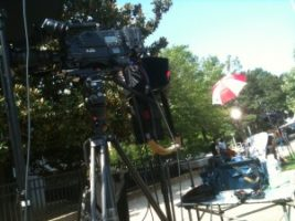 IMG 1229 300x225 Nashville Crew Covers John Edwards Indictment with Fox News