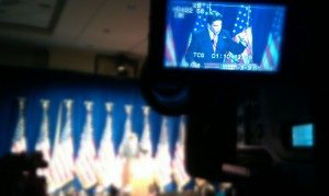 IMAG0180 300x179 Charleston Crew Tunes in Tokyo with TV Tokyo for Rick Perry Presidential Announcement