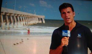 IMAG0222 600x358 Charleston Crew Pregames Hurricane Irene with the Weather Channel