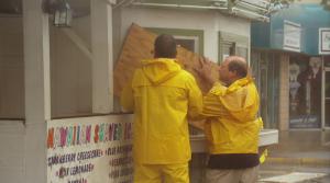 Screen shot 2011 09 02 at 1.32.34 PM 300x167 Nashville Crew Will Rock You Like a Hurricane! The tale of Hurricane Irene.