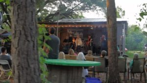 barnjam1 600x337 Working on Awendaw Greens Barn Jams Documentary on Charlestons growing music scene.