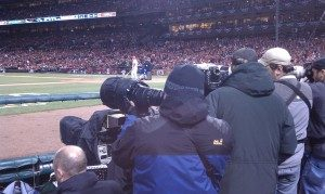 Third Base Camera Well Saint Louis 300x179 Dallas and St Louis for the World Series... For Fox Sports