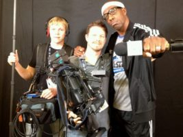 jb smoove 600x450 Charleston Crew joins Celebs at NBA All Star Weekend for Turner