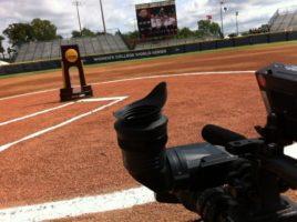 IMG 16681 600x448 Nashville Crew Goes to the Women's College World Series for ESPN