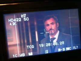IMG 1456 300x224 Nashville Crew Shoots with The Golf Channel's David Feherty