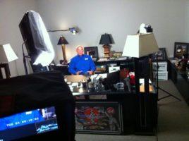 IMG 13931 600x448 Nashville Crew Shoots at Dale Jarrett Inc. for ESPN