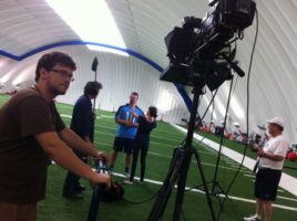 IMG 2072 600x448 Nashville Crew Shoots NFL PSA with Titans QB Jake Locker