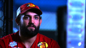 A screen grab from our interview with Johny Hendricks.
