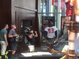 juan 300x225 Miami Crew Goes Buckwild with the Tampa Bay Buccaneers