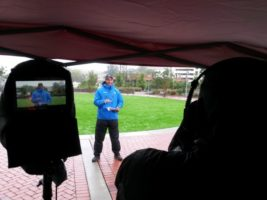 charlotteflood2 e1444759322750 600x450 DC Crew Faces Hurricane Joaquin With The Weather Channel