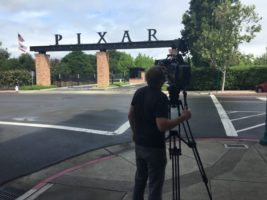 IMG 5432 600x450 San Francisco Crews Finding Dory at Pixar Studios