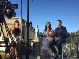 Fox Sports comedy 300x225 LA Crew Films Segment for Fox Sports NFL Pregame Show