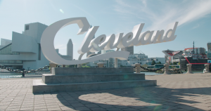 Cleveland 2 300x158 LA Camera Crew in Ohio Highlighting How the Cavs Victory is Changing Cleveland