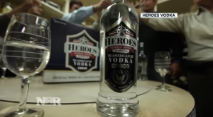 Heroes Vodka 3 300x166 Nashville Crew Works with Heroes for CNBC