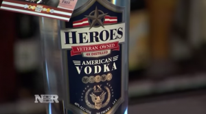 Heroes Vodka 4 300x166 Nashville Crew Works with Heroes for CNBC