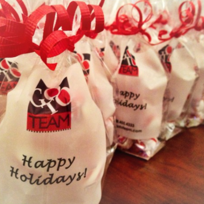 Candy Bags 400x286 Happy Holidays from Go To Team