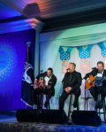 Go To Team at the Veteran's Inaugural Ball with Songs for Sound