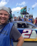 Shoot I Loved the Most: Six Weeks with NASCAR