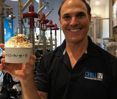 ChillN Nitrogen - Ice Cream Week