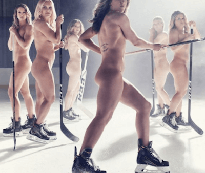 ESPN The Mag Body Issue