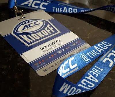 CBS Sports ACC Media Day