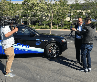 Daily Planet Autonomous Cars