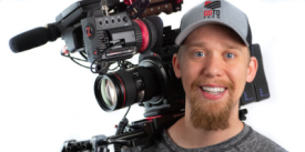 Cleveland, OH- Jordan Woods<br> Video Production Cameraman