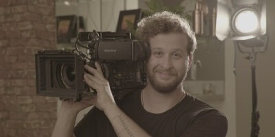 Los Angeles, CA - David Feeney Lance<br> Video Production Cameraman
