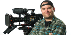 Texas - Roger Woodruff<br> Video Director of Photography