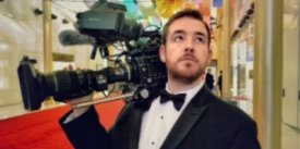 Washington, DC - David DiFalco<br>Video Production Cameraman