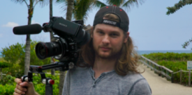 Miami, FL - Ryan Brower<br> Video Production Cameraman